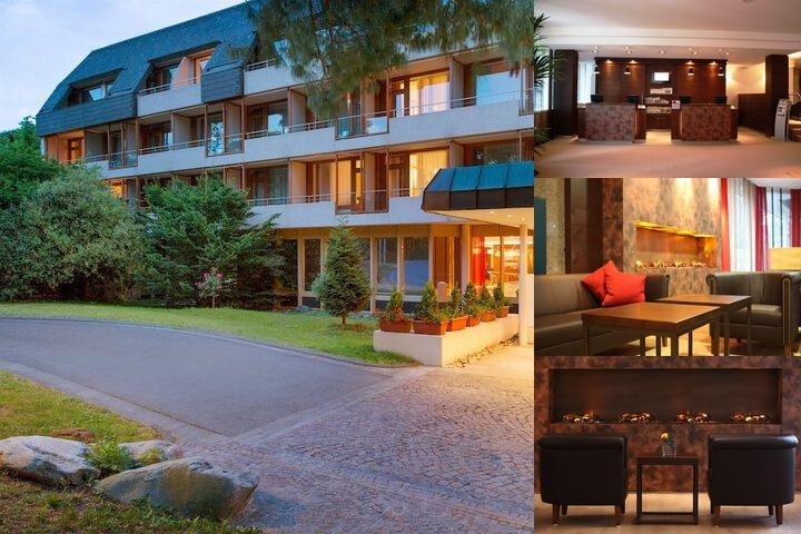 Conparc Hotel & Conference Centre Bad Nauheim photo collage
