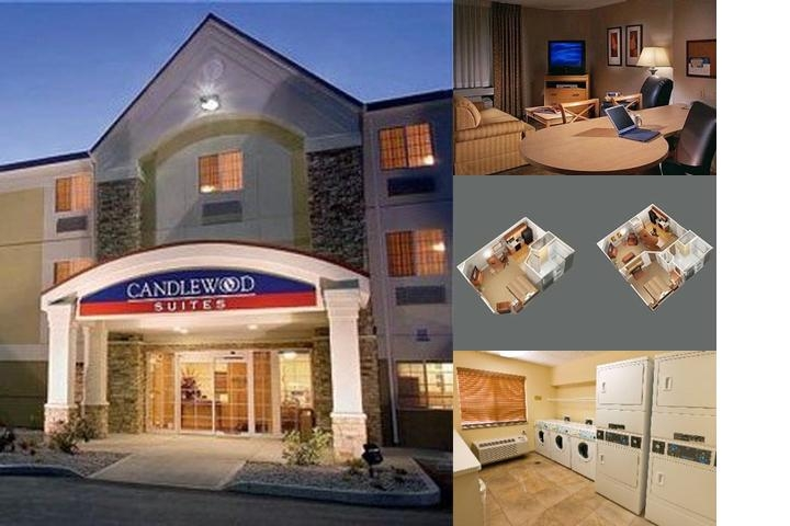 Candlewood Inn & Suites photo collage