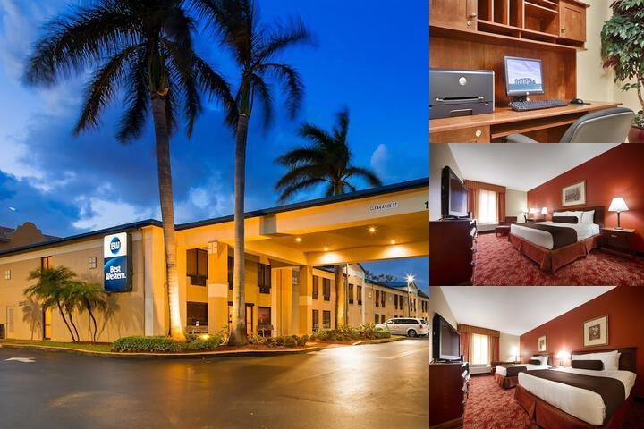 Best Western Plus Fort Lauderdale Airport / Cruise photo collage