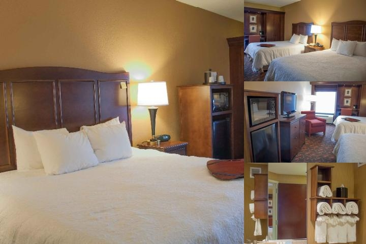 Hampton Inn Carlisle photo collage