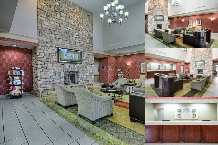 Comfort Suites Parkersburg South photo collage