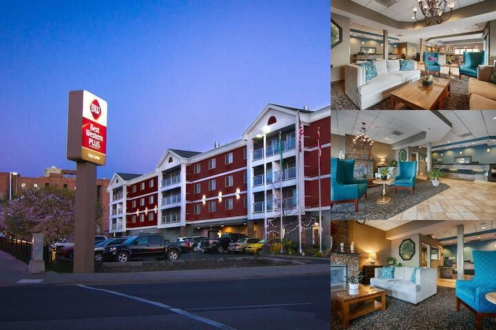 Best Western Plus City Center photo collage