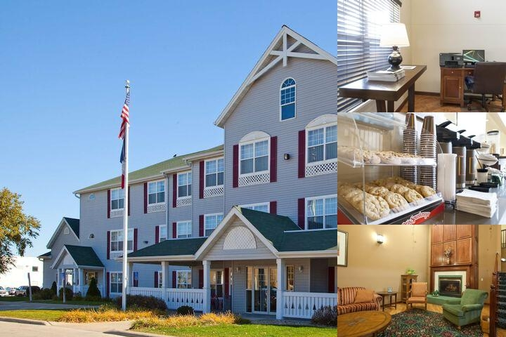 Country Inn & Suites by Radisson Cedar Falls photo collage