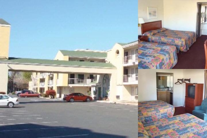 Americas Best Value Inn & Suites of Stockton photo collage