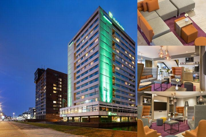 Holiday Inn Amsterdam photo collage