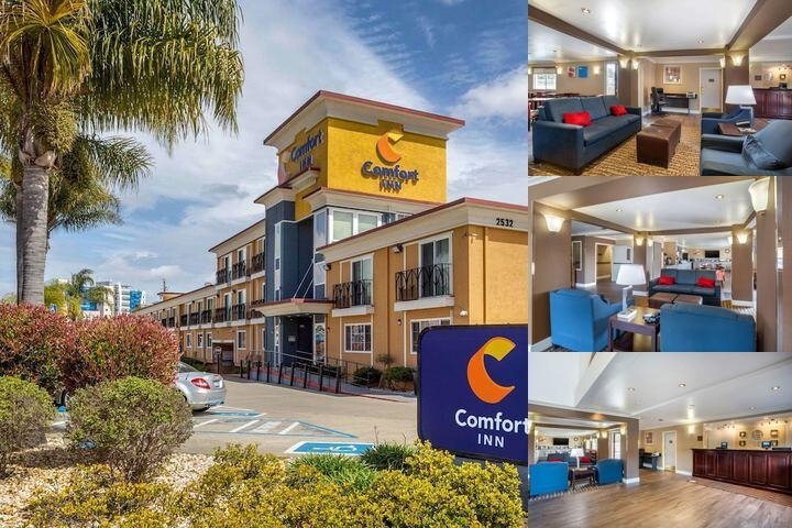 Comfort Inn.castro Valley photo collage