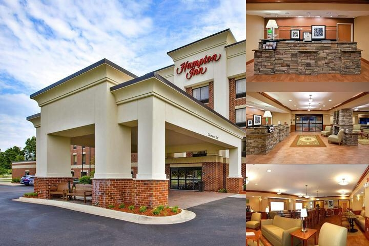 Hampton Inn Utica / Shelby Township photo collage