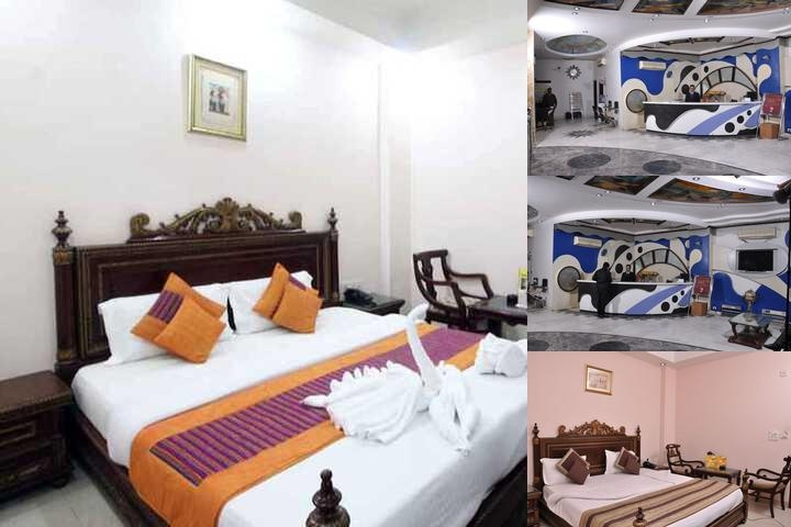 Hotel Legend International photo collage