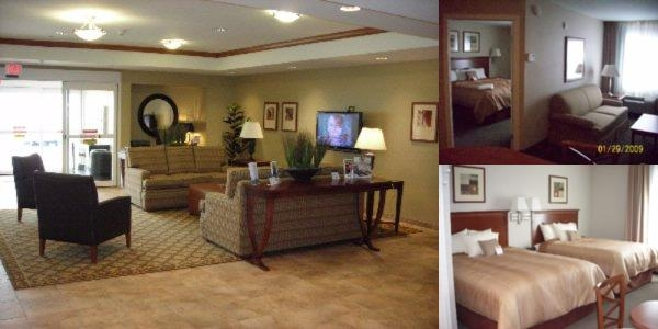 Candlewood Suites Gillette photo collage