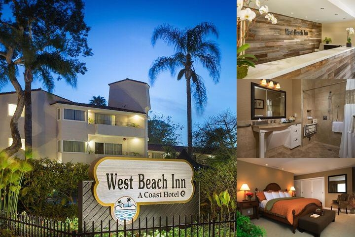 West Beach Inn photo collage