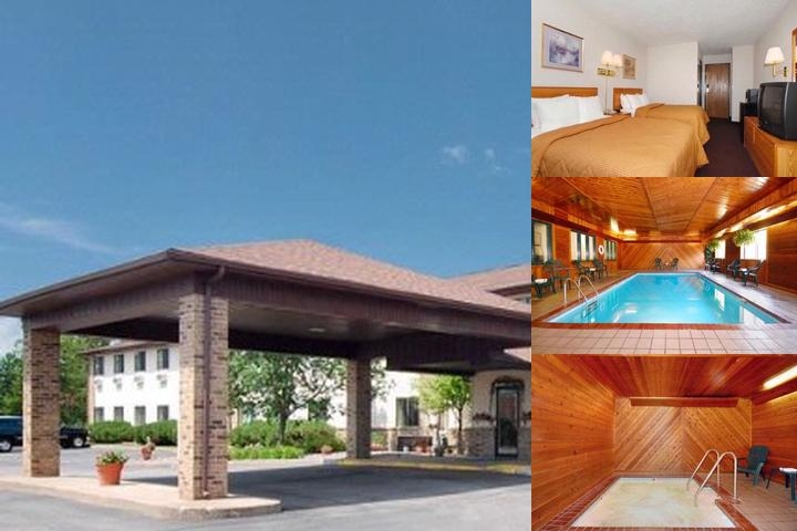 Quality Inn Minocqua photo collage
