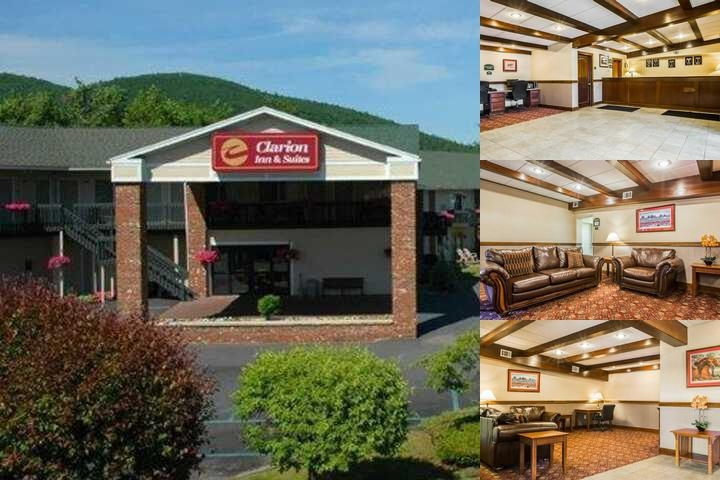 Clarion Inn & Suites photo collage