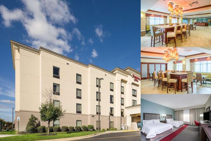 Hampton Inn of Middletown De photo collage