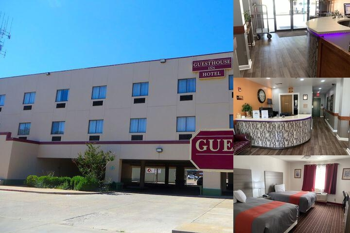 Guesthouse Inn & Extended' Stay photo collage