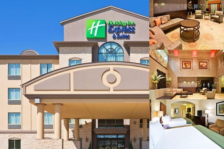 Holiday Inn Express & Suites Dallas Fair Park photo collage