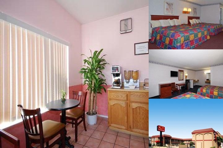 Econo Lodge Southbay photo collage