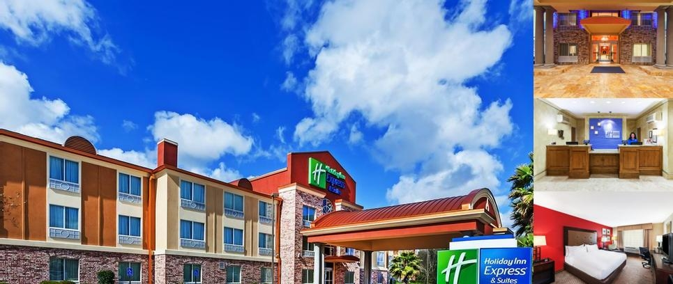 Holiday Inn Express & Suites Lafayette South photo collage