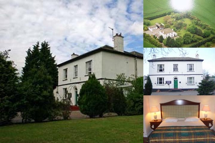 Stifford Clays Hotel photo collage