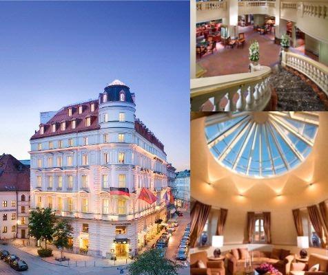 mandarin hotel münchen