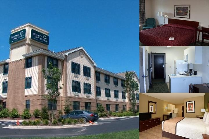 Extended Stay America Cleveland Beachwood photo collage