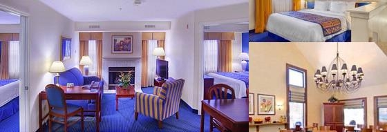 Residence Inn Charlotte South photo collage