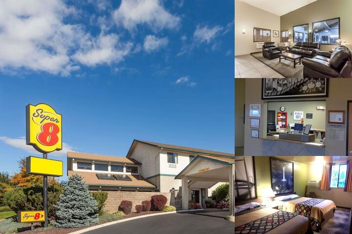 Super 8 Ellensburg photo collage