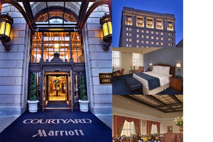 The Notary Hotel Autograph Collection photo collage
