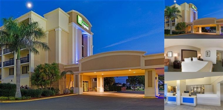 Holiday Inn Express Cape Coral / Fort Myers Area photo collage