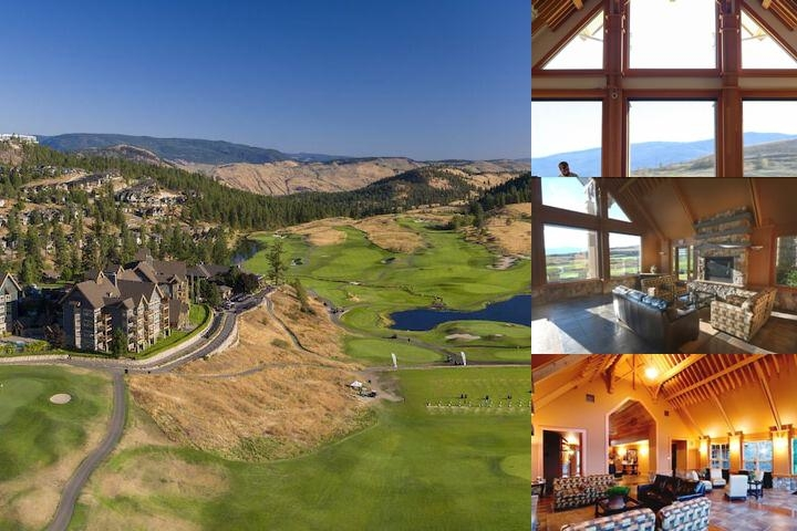 Predator Ridge Resort photo collage