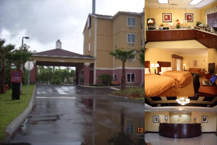 Comfort Suites Ormond Beach photo collage