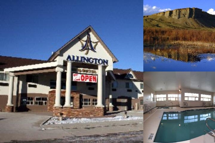 Allington Inn & Suites of Kremmling photo collage
