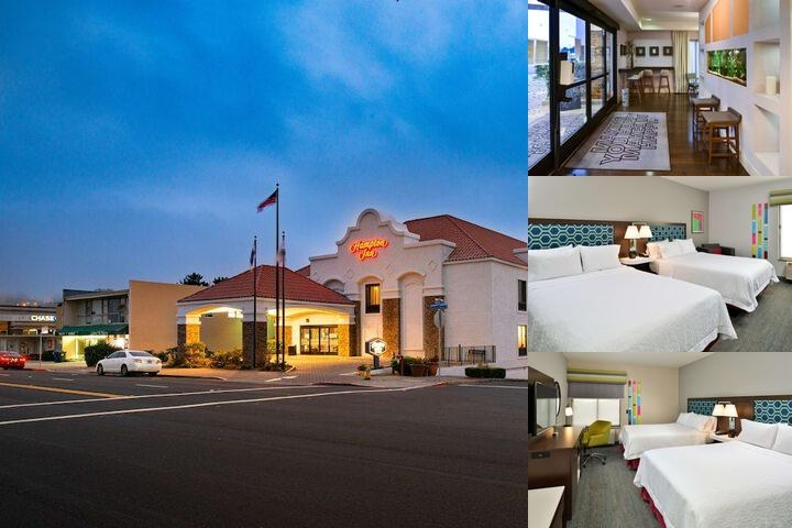 Hampton Inn San Francisco Daly City photo collage