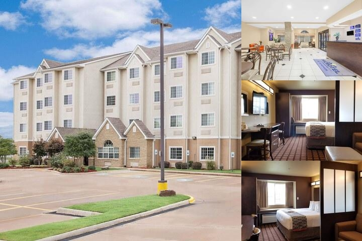 Microtel Inn & Suites by Wyndham Conway photo collage