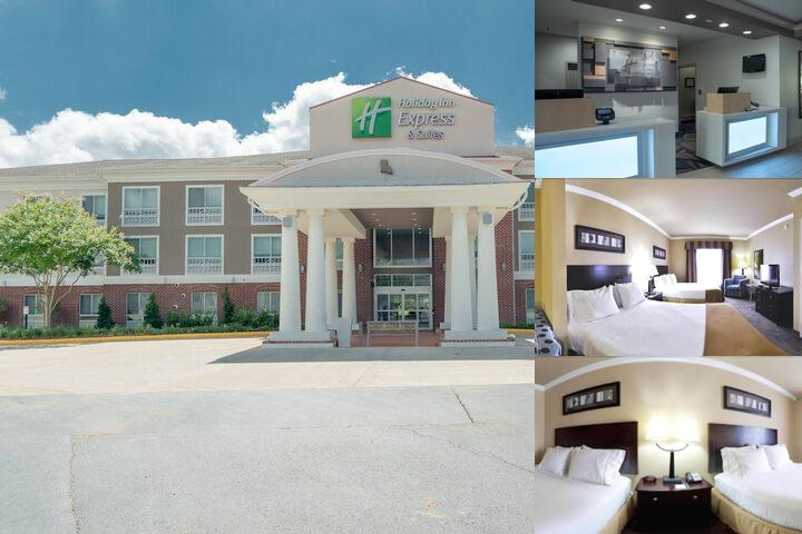 Holiday Inn Express Natchitoches Photo Collage