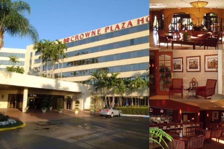 Crowne Plaza Miami photo collage