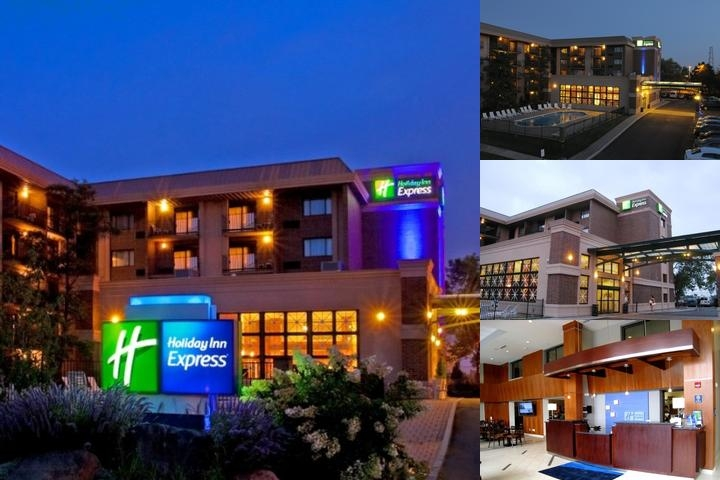 Holiday Inn Express Rolling Meadows Schaumburg Are photo collage