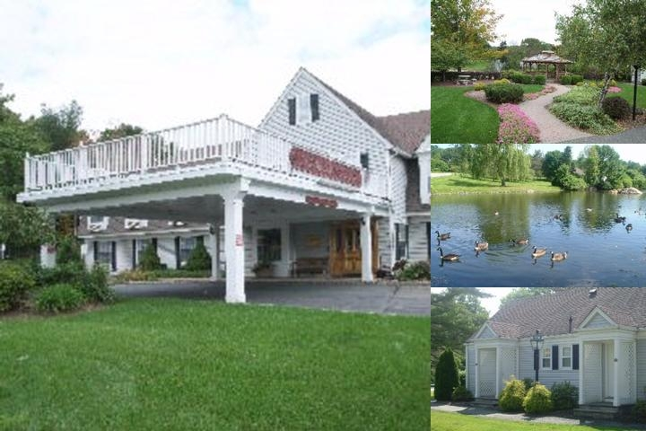 The Inn at Panther Valley photo collage