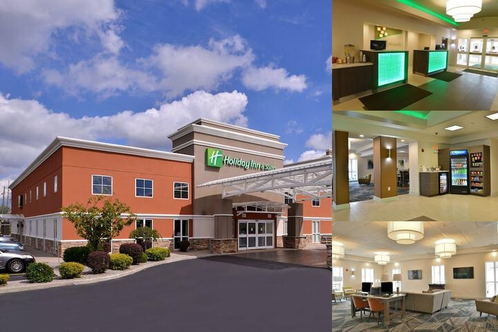 Holiday Inn & Suites Marketplace photo collage