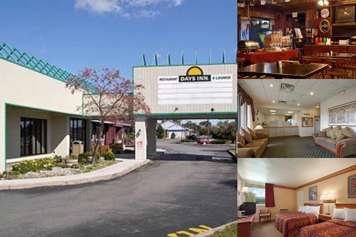 Days Inn Thruway photo collage
