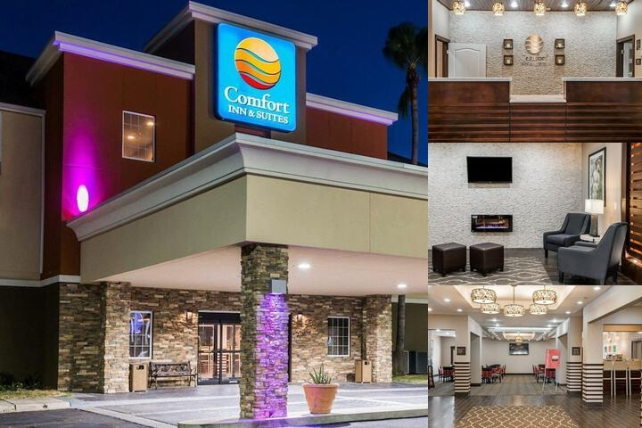 Knights Inn & Suites Rgv Mcallen / Pharr / Mission Large Pool And Spa With Bar-B-Que And Gazibo