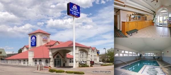 Americas Best Value Inn & Suites Colorado Springs photo collage