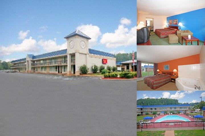 Lodge Inn & Suites photo collage