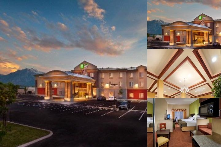 Holiday Inn Express Hotel & Suites Minden photo collage