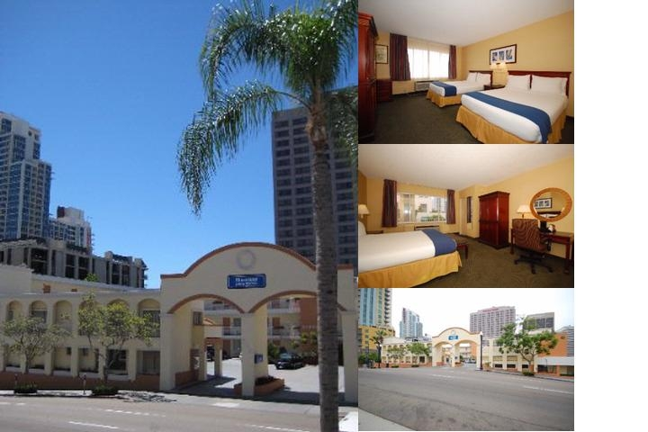 Rodeway Inn & Suites Downtown photo collage