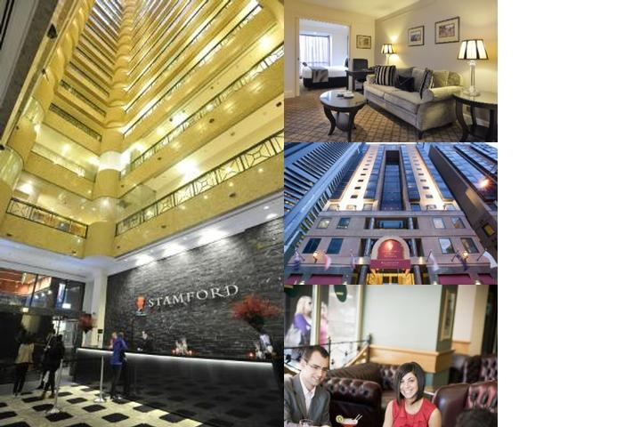 Stamford Plaza Melbourne photo collage