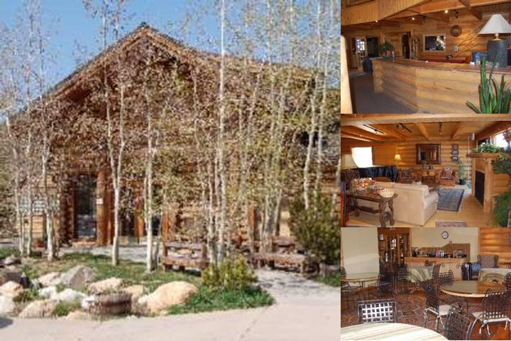 The Boulder Creek Lodge photo collage