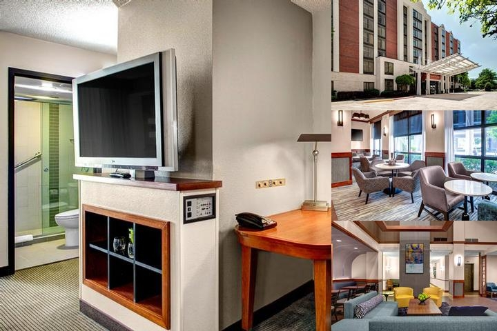 Hyatt Place Atlanta Buckhead photo collage