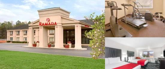Ramada Tuscaloosa photo collage