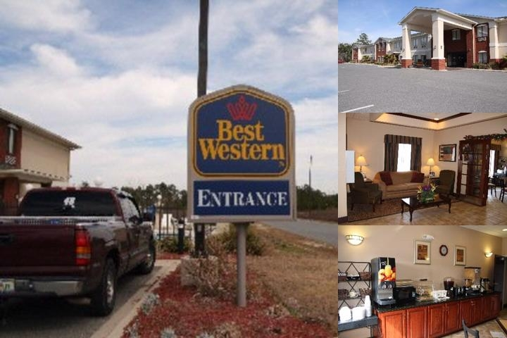 Best Western Panhandle Capital Inn & Suites photo collage