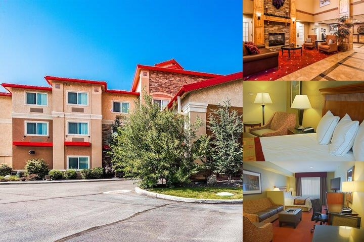 Best Western Plus Canyon Pines photo collage